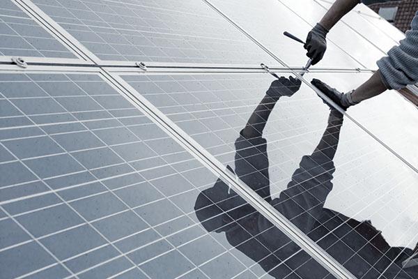 Solar Panel<br>Contractors